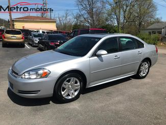 2015 Chevrolet Impala Limited LT Knoxville , Tennessee 8