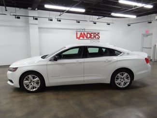2015 Chevrolet Impala LS Little Rock, Arkansas 3