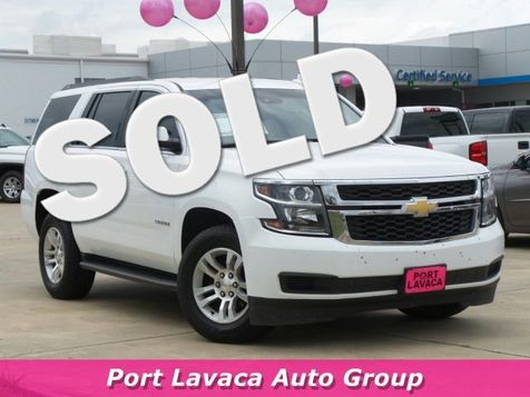 2015 Chevrolet Tahoe LT in