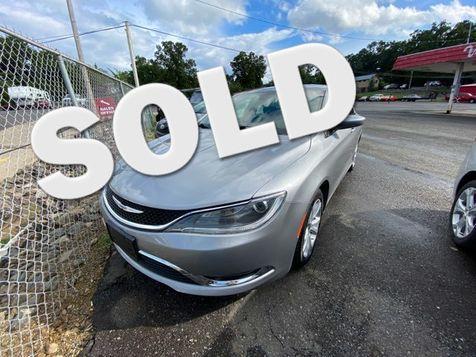 2015 Chrysler 200 Limited - John Gibson Auto Sales Hot Springs in Hot Springs, Arkansas