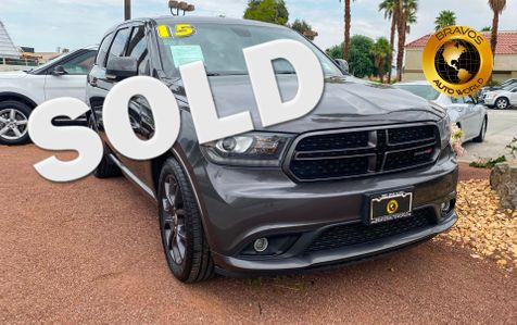 2015 Dodge Durango R/T in cathedral city