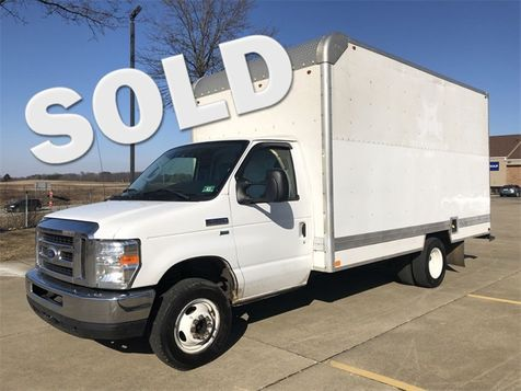 2015 Ford E-350SD Base 15 FT. Box Truck 1 Ton V8 We Finance | Canton, Ohio | Ohio Auto Warehouse LLC in Canton, Ohio