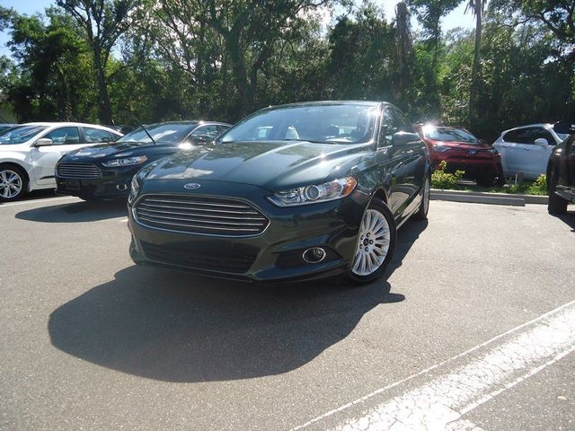 Nice 2015 Ford Fusion Energi SE Used Cars In Seffner, FL 33584