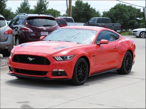 2015 Ford Mustang GT Premium Leather/Nav/BlackAlloys/Exhaust in Des Moines, IA