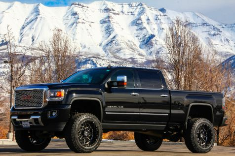 2015 GMC Sierra 2500HD available WiFi Denali Z71 4x4 in , Utah