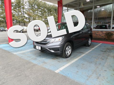 2015 Honda CR-V LX in WATERBURY, CT