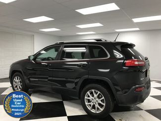 2015 Jeep Cherokee 4WD Latitude Bentleyville, Pennsylvania