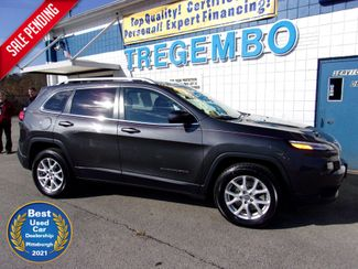 2015 Jeep Cherokee 4x4 Latitude in Bentleyville Pennsylvania, 15314