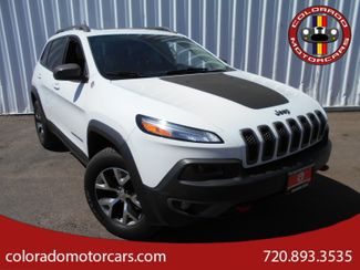 2015 Jeep Cherokee Trailhawk in Englewood, CO 80110