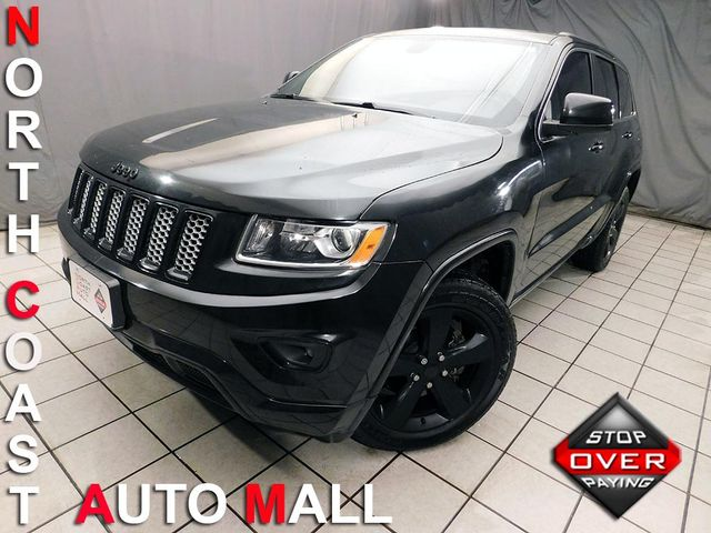 2015 jeep grand cherokee altitude 4wd for sale in akron oh cargurus. Black Bedroom Furniture Sets. Home Design Ideas