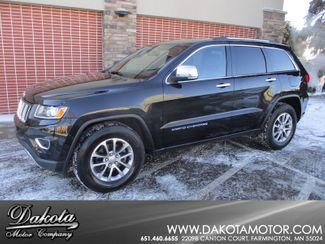 2015 Jeep Grand Cherokee Limited Farmington, Minnesota