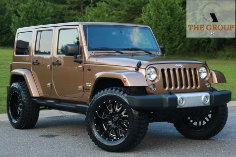 2015 Jeep Wrangler Unlimited Sahara in Mansfield