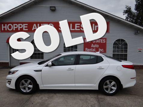 2015 Kia Optima LX | Paragould, Arkansas | Hoppe Auto Sales, Inc. in Paragould, Arkansas