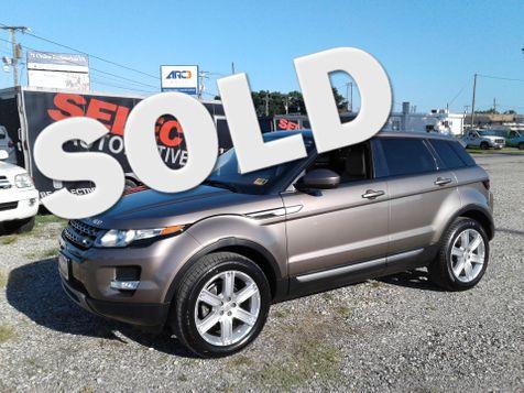 2015 Land Rover Range Rover Evoque Pure Plus in Virginia Beach, Virginia