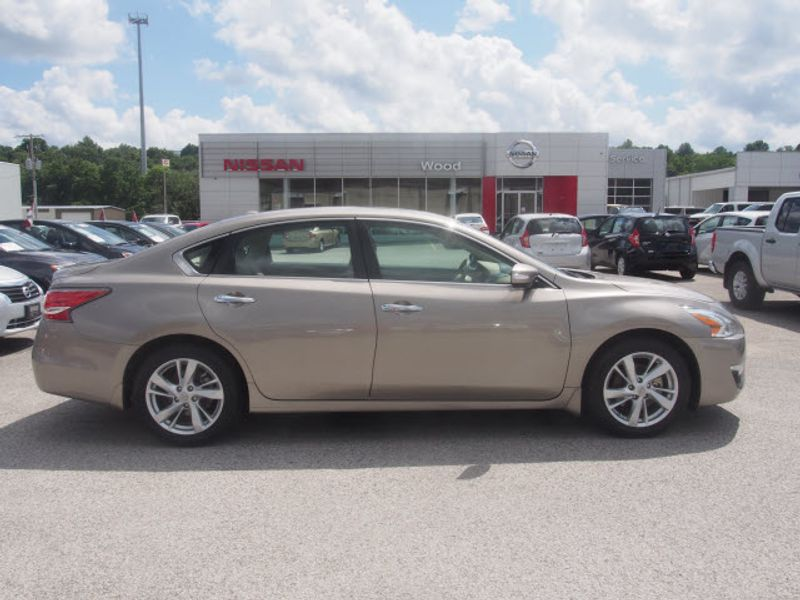 2015 Nissan Altima 25 SL  city Arkansas  Wood Motor Company  in , Arkansas