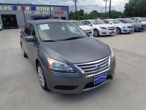 2015 Nissan Sentra S in Houston