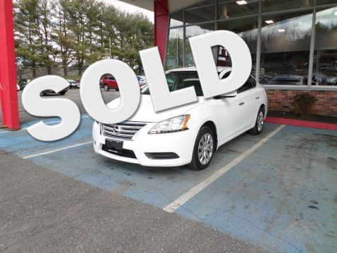 2015 Nissan Sentra SV in WATERBURY, CT