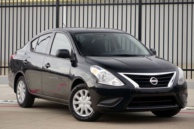 2015 Nissan Versa S *** RATES AS LOW AS 1.99 APR* ***