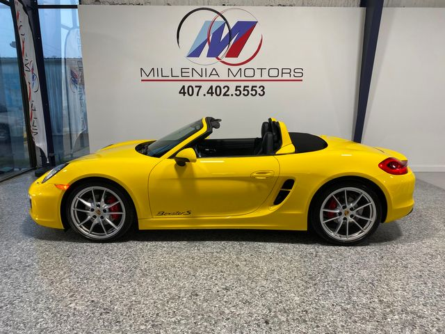 2015 Porsche Boxster S Longwood, FL