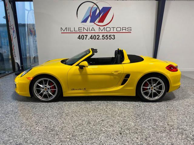 2015 Porsche Boxster S Longwood, FL 17