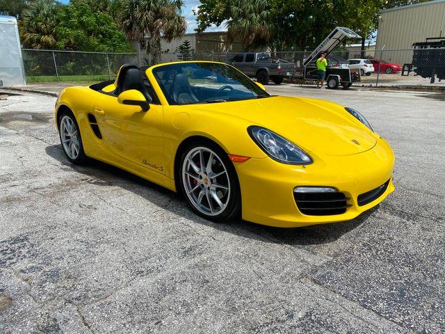 2015 Porsche Boxster S Longwood, FL 49