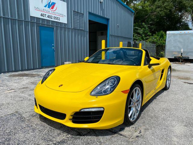 2015 Porsche Boxster S Longwood, FL 53
