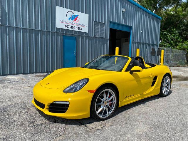 2015 Porsche Boxster S Longwood, FL 54