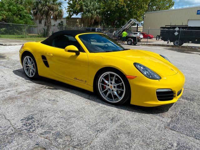 2015 Porsche Boxster S Longwood, FL 62