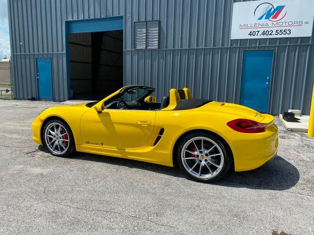 2015 Porsche Boxster S Longwood, FL 40
