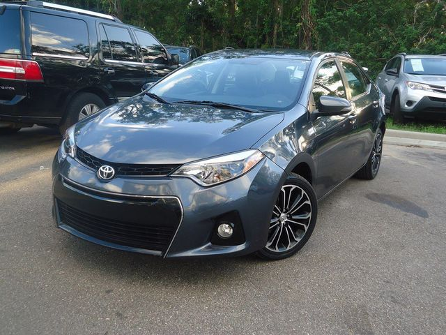 2015 Toyota Corolla For Sale 2015 Toyota Corolla S Rims