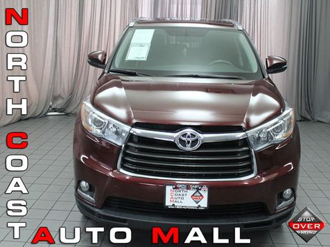 2015 Toyota Highlander Limited in Akron, OH