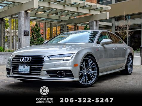2016 Audi A7 3.0T Prestige Quattro V6 333HP MSRP $81,750 Driver Assist S-Line Sport Comfort Seating Package in Seattle