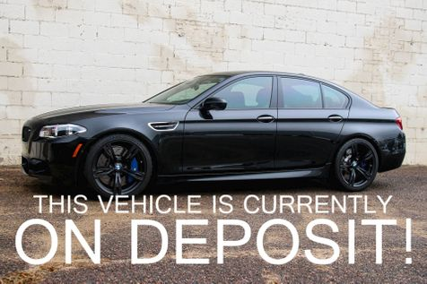 2016 BMW M5 575-HP V8 Sport Sedan w/Competition Pkg, Executive Pkg, Driver Assist Pkg & Black 20