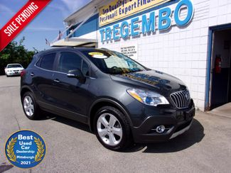 2016 Buick Encore AWD Convenience in Bentleyville, Pennsylvania 15314