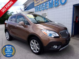 2016 Buick Encore AWD Leather in Bentleyville, Pennsylvania 15314
