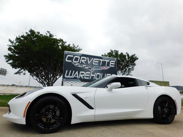 2016 Chevrolet Corvette Stingray 1LT Coupe RWD