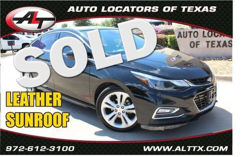 2016 Chevrolet Cruze Premier | Plano, TX | Consign My Vehicle in Plano, TX