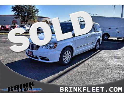2016 Chrysler Town & Country Touring | Lubbock, TX | Brink Fleet in Lubbock, TX
