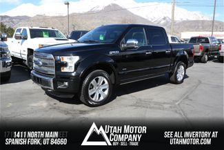 2016 Ford F-150 Platinum in Orem, Utah 84057