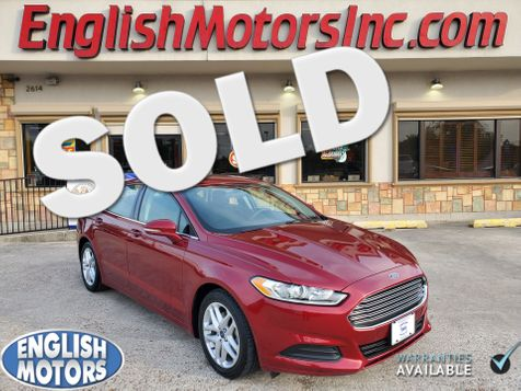 2016 Ford Fusion SE in Brownsville, TX