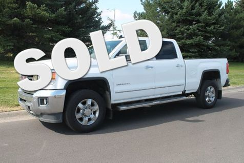 2016 GMC Sierra 2500HD SLT in Great Falls, MT