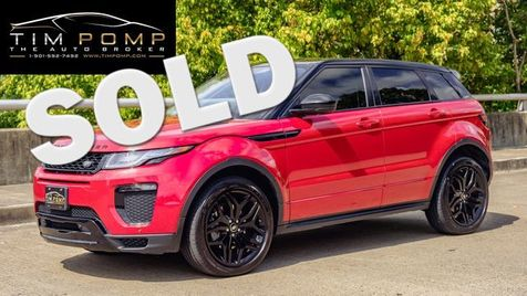 2016 Land Rover Range Rover Evoque HSE Dynamic   Memphis, Tennessee   Tim Pomp - The Auto Broker in Memphis, Tennessee
