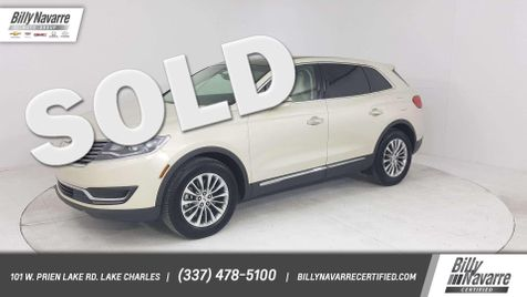 2016 Lincoln MKX Select in Lake Charles, Louisiana