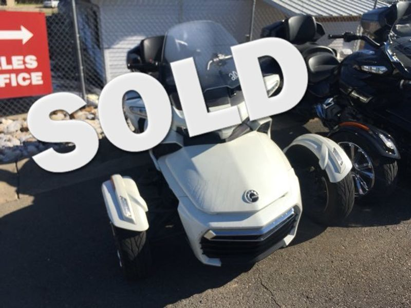 2017 Can-Am SPYDER F3 LIMITED  - John Gibson Auto Sales Hot Springs in Hot Springs Arkansas