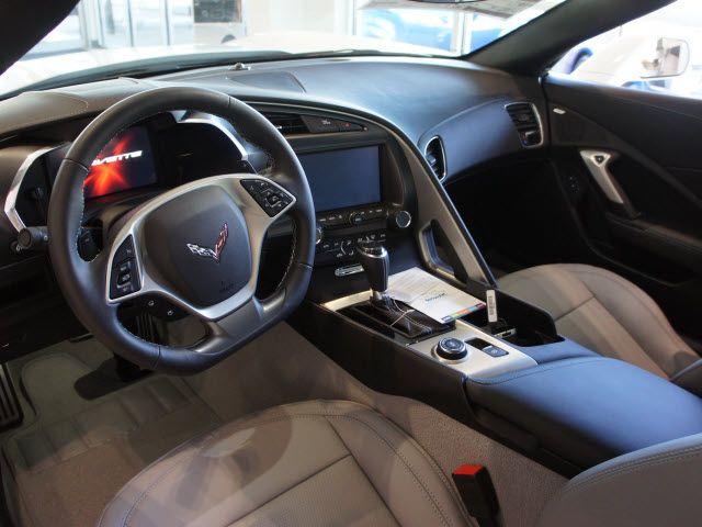2017 Chevrolet Corvette Grand Sport 1LT Harrison, Arkansas 4