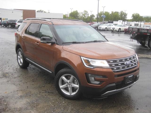 Used Cars Elmira Ny: 2016 / 2017 Ford Explorer For Sale In Syracuse, NY