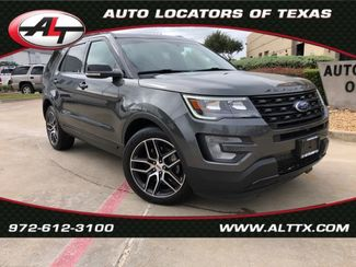 2017 Ford Explorer Sport in Plano, TX 75093