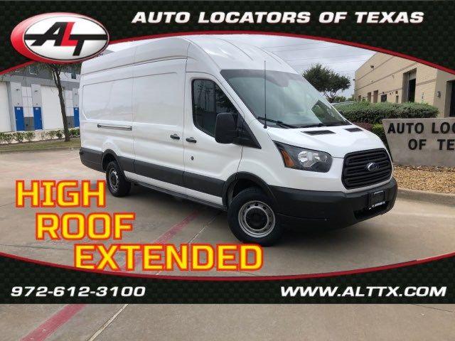 2017 Ford Transit Cargo 350 3dr LWB High Roof Extended Cargo Van with Sliding Passenger Side Door