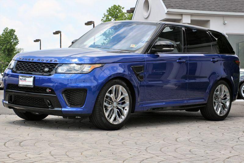 2017 Land Rover Range Rover Sport SVR in Alexandria VA
