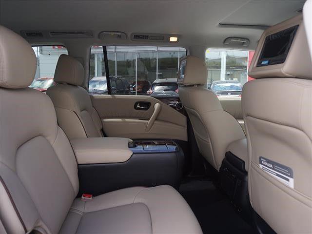 2017 Nissan Armada Platinum Harrison, Arkansas 5
